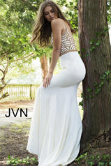 JVN60606 Ivory/Gold detail