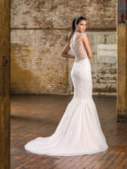 9837 Ivory/Nude/Silver back