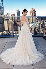99029 Ivory/Silver/Nude back