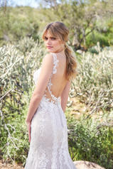 6505DT Nude/Ivory/Nude back