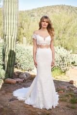 6519 Ivory/Nude front