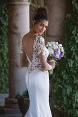4015D White/White/Nude back