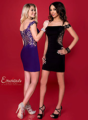 18512 Envious Couture Prom by Karishma