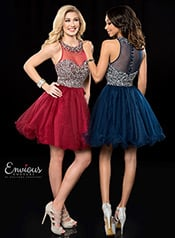 18522 Envious Couture Prom by Karishma