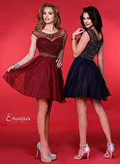 18536 Envious Couture Prom by Karishma