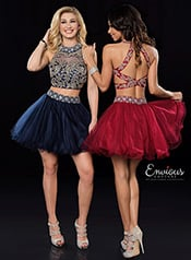18542 Envious Couture Prom by Karishma