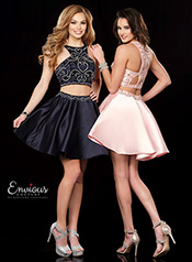 18551 Envious Couture Prom by Karishma