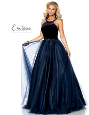 E1175 Envious Couture Prom by Karishma