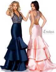 E1176 Envious Couture Prom by Karishma