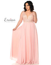 E1177 Envious Couture Prom by Karishma