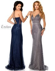 E1181 Envious Couture Prom by Karishma