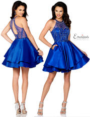 E1195 Envious Couture Prom by Karishma