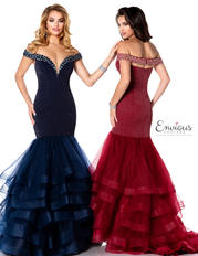 E1196 Envious Couture Prom by Karishma