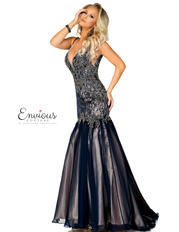 E1199 Envious Couture Prom by Karishma