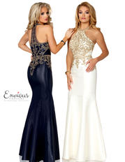 E1201 Envious Couture Prom by Karishma
