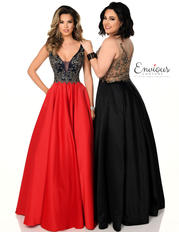 E1207 Envious Couture Prom by Karishma
