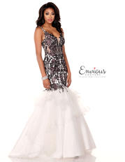 E1212 Envious Couture Prom by Karishma