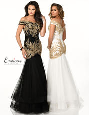 E1215 Envious Couture Prom by Karishma