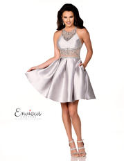 E1219 Envious Couture Prom by Karishma