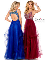 E1228 Envious Couture Prom by Karishma