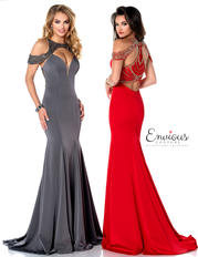 E1230 Envious Couture Prom by Karishma