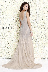 1143 Nude Silver back
