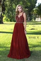 12158 Burgundy front