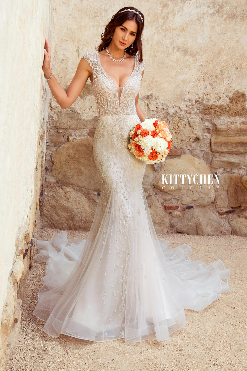 Kitty Chen Bridal K1957D
