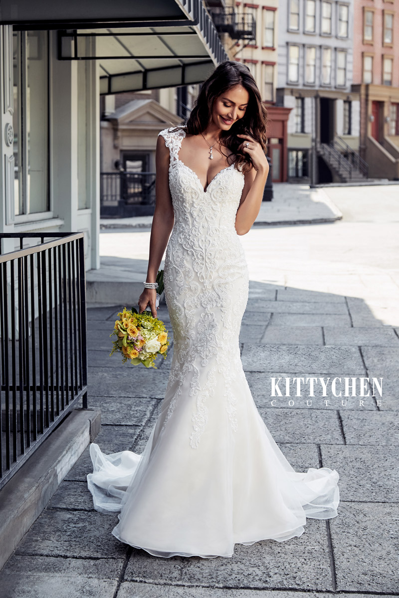 Kitty Chen Bridal K1861