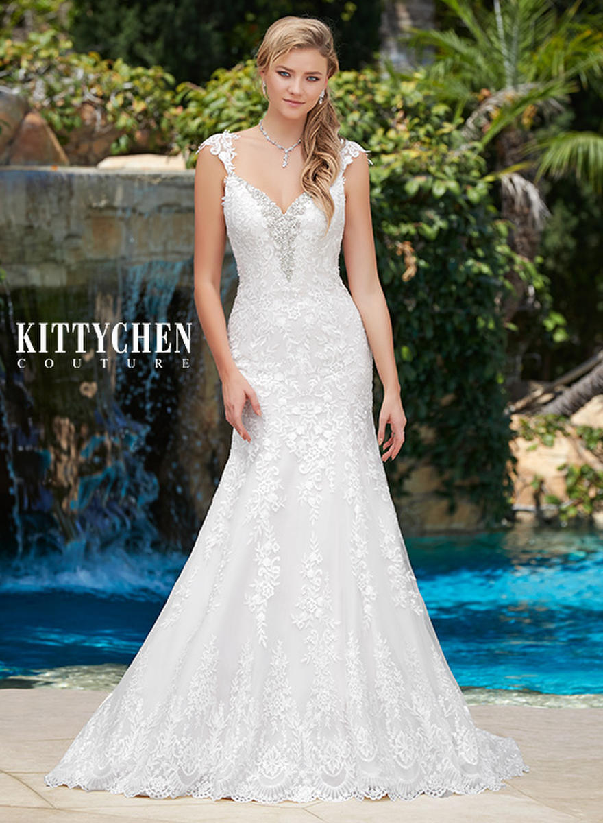 Kitty Chen Bridal K1719