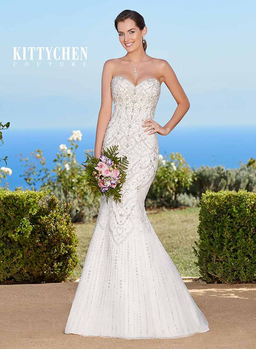 Kitty Chen Bridal K1758