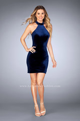25032 La Femme Short Dress