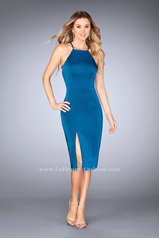 25083 La Femme Short Dress