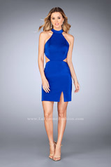 25197 La Femme Short Dress