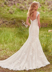 Jackie-7MS355 Ivory back