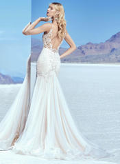 8SC512 Ivory Over Nude back