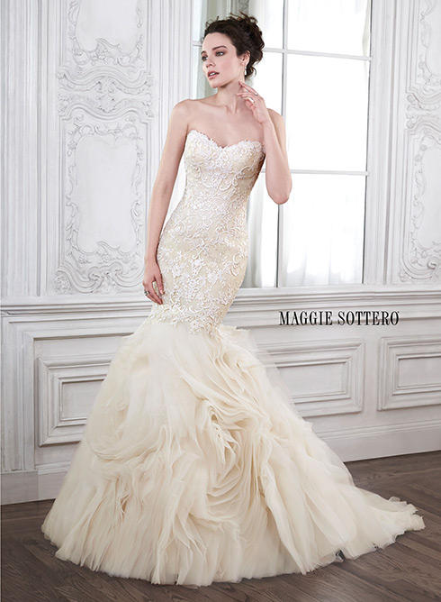 Maggie Sottero Couture-Paulina