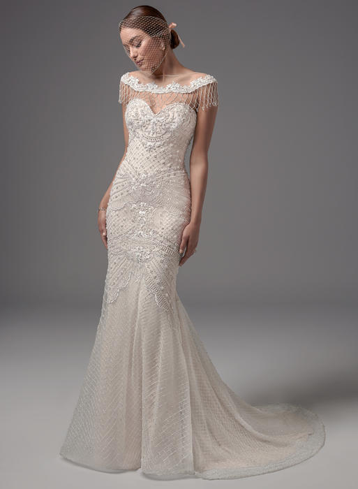 Sottero and Midgley Collection-Annika