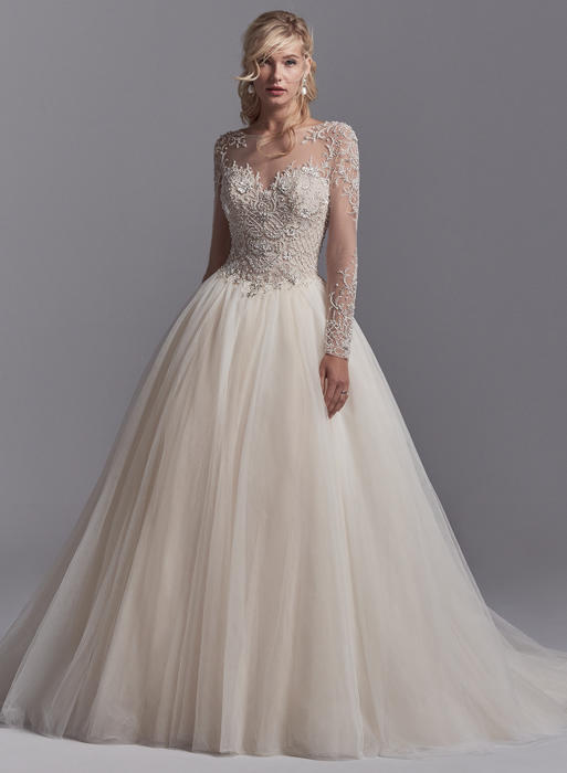Sottero and Midgley Collection-Calvin