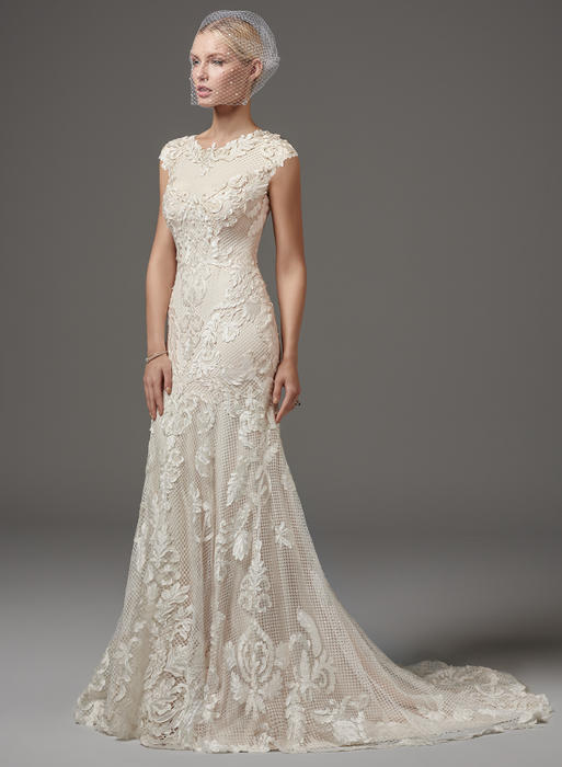 Sottero and Midgley-Suzanne-Rose