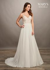 MB2068 Moda Bella Bridal