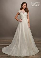 MB2072 Moda Bella Bridal