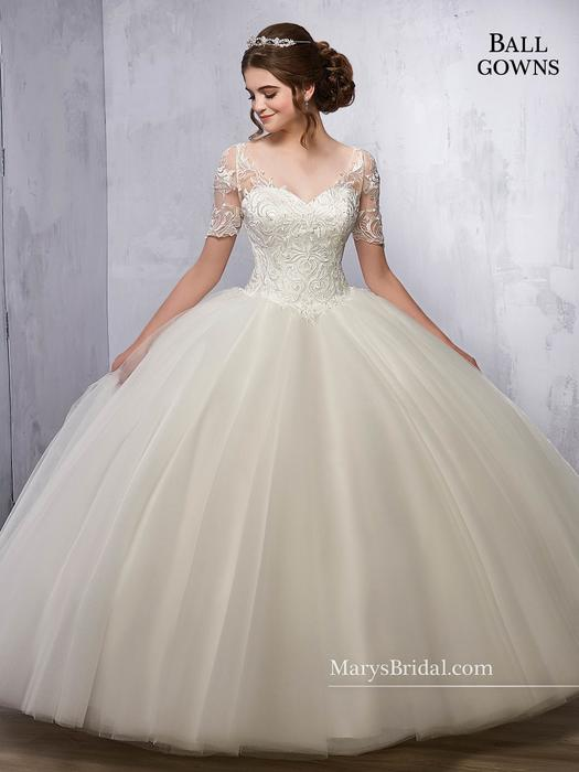 Mary's Ball Gowns