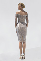 C341 Taupe/Nude back