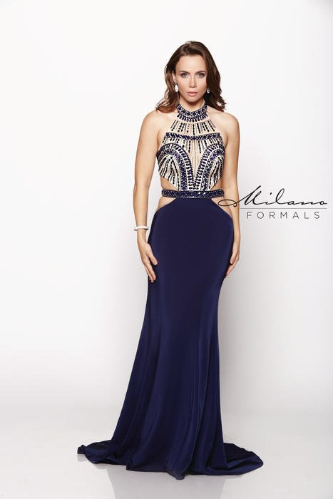 Milano Formals Long Prom