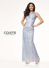 CL18252 Periwinkle/Blush front