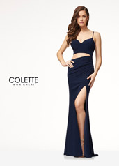 CL18285 Navy Blue front