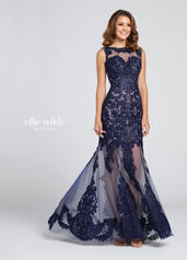 EW117084 Navy Blue front