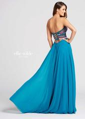 EW118039 Teal/Multi back
