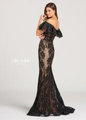 EW118166 Black/Nude back